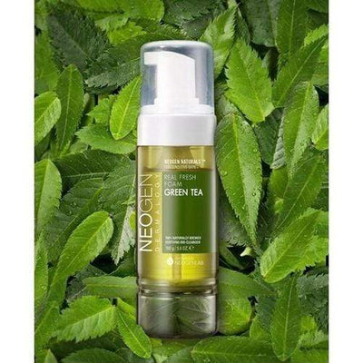 NEOGEN Facial Cleanser NEOGEN DERMALOGY Real Fresh Foam Cleanser GREEN TEA - KollectionK