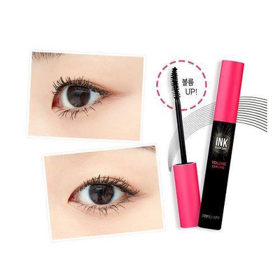 PERIPERA Mascara Volume Setting PERIPERA Ink Black Cara Mascara - KollectionK