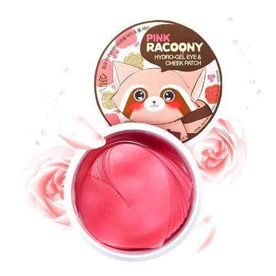 SECRET KEY Sheet Mask SECRET KEY Pink Racoony Hydro-Gel Eye and Cheek Patch - KollectionK