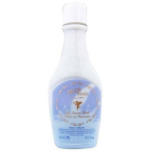 SKIN FOOD Makeup Remover milk shake SKIN FOOD Milk Shake Point Makeup Remover - KollectionK