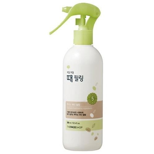 THE FACE SHOP Body Scrub spray type THE FACE SHOP, Body Peeling Mist - KollectionK