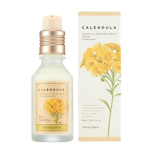 THE FACE SHOP Face Lotion THE FACE SHOP Calendula Essential Moisture Serum - KollectionK