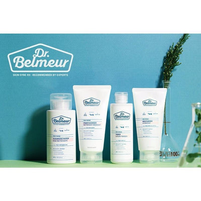 THE FACE SHOP Facial Cleanser THE FACE SHOP Dr. Belmeur Daily Repair Foam Cleanser - KollectionK