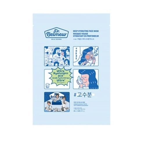 THE FACE SHOP Sheet Mask DEEP HYDRATING THE FACE SHOP Dr. Belmeur Face Mask - KollectionK