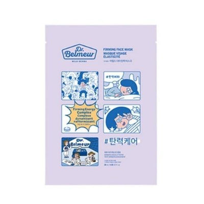 THE FACE SHOP Sheet Mask FIRMING THE FACE SHOP Dr. Belmeur Face Mask - KollectionK