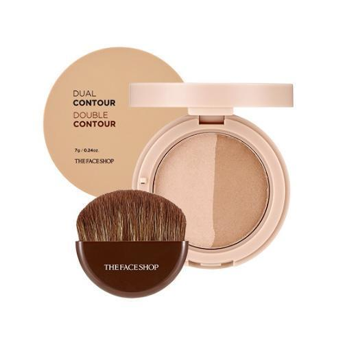 THE FACE SHOP Bronzer No.02 THE FACE SHOP Dual Contour - KollectionK