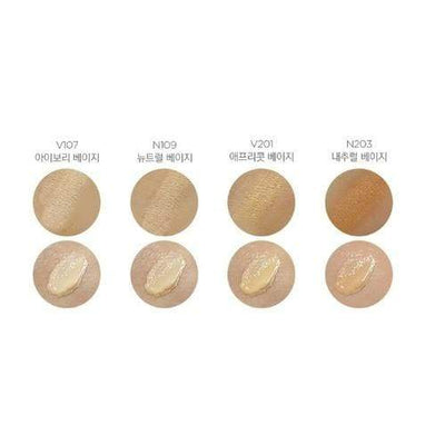 THE FACE SHOP Concealer V107 THE FACE SHOP, FACE it Radiance Concealer Dual Veil - KollectionK