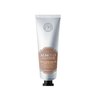 THE FACE SHOP Hand Cream Almond Long-lasting Moisture THE FACE SHOP Hand Butter Cream - KollectionK