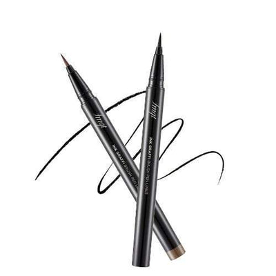 THE FACE SHOP Eyeliner THE FACE SHOP Ink Graffi Brush Pen Eye Liner - KollectionK