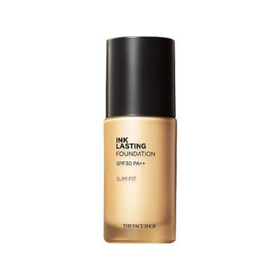 THE FACE SHOP Foundation V103 THE FACE SHOP Ink Lasting Foundation - KollectionK