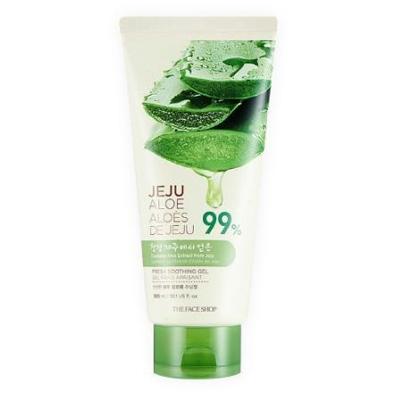 THE FACE SHOP Body Lotion THE FACE SHOP JEJU ALOE 99% Fresh Soothing Gel - KollectionK