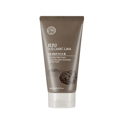 THE FACE SHOP Face Mask THE FACE SHOP Jeju Volcanic Lava Pore Daily Mask Foam - KollectionK