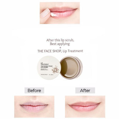 THE FACE SHOP Lip Scrub THE FACE SHOP Lip Scrub - KollectionK