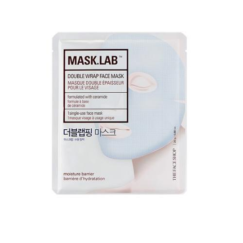 THE FACE SHOP Sheet Mask THE FACE SHOP MASK.LAB Double Wrap Face Mask - KollectionK