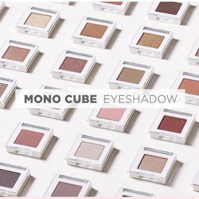 THE FACE SHOP Eyeshadow BE01_Dual THE FACE SHOP Mono Cube Eyeshadow Dual - KollectionK