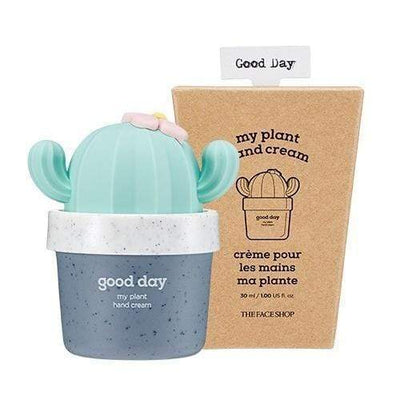 THE FACE SHOP Hand Cream No.03 Good Day THE FACE SHOP My Plant Hand Cream - KollectionK
