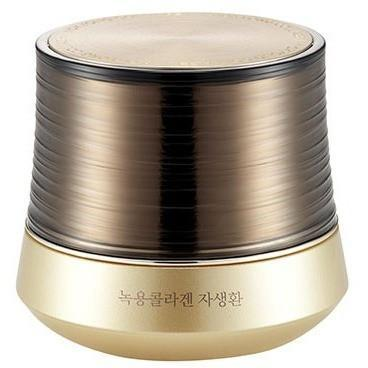 THE FACE SHOP Face Cream THE FACE SHOP Nokyong Collagen Contour Lift Gold Capsule Cream - KollectionK