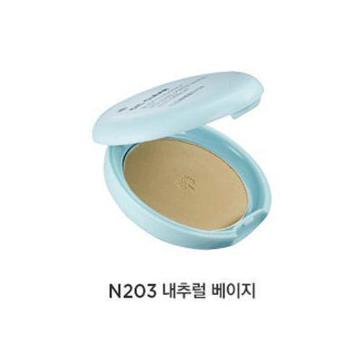 THE FACE SHOP Face Powder N203 Smooth-Bright THE FACE SHOP Oil Clear Powder Pact - KollectionK