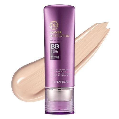 THE FACE SHOP BB Cream V103 THE FACE SHOP Power Perfection BB Cream - KollectionK