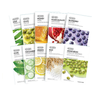 THE FACE SHOP Sheet Mask THE FACE SHOP Real Nature Face Mask 10 kinds Set - KollectionK