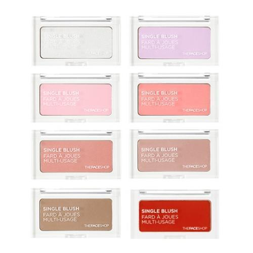 THE FACE SHOP Blush WH01 THE FACE SHOP Single Blush New - KollectionK