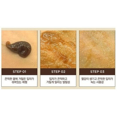 THE FACE SHOP Exfoliator THE FACE SHOP Smart Peeling Honey Black Sugar Scrub - KollectionK