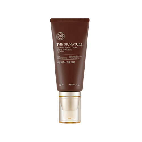 THE FACE SHOP Face Cream THE FACE SHOP The Signature Keratin Calming Cream - KollectionK