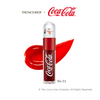 THE FACE SHOP Lip Stain No.01_Bear tint THE FACE SHOP x The Coca-Cola Coke Bear Lip Tint - KollectionK