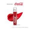 THE FACE SHOP Lip Stain No.02_Bear tint THE FACE SHOP x The Coca-Cola Coke Bear Lip Tint - KollectionK