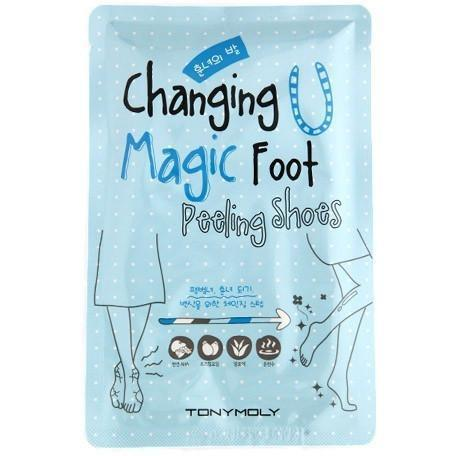 TONYMOLY Foot Care foot peeling TONYMOLY Changing U Magic Foot Peeling Shoes - KollectionK