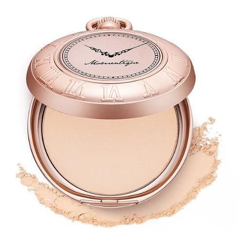 TONYMOLY Face Powder No.21 LIGHT BEIGE TONYMOLY LABIOTTE MOMENTIQUE Time Cover Pact - KollectionK