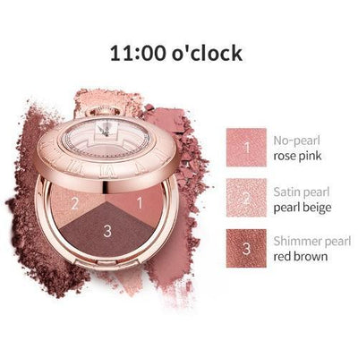 TONYMOLY Eyeshadow 11:00 o'clock TONYMOLY LABIOTTE MOMENTIQUE Time Shadow - KollectionK