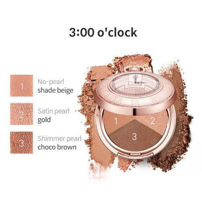 TONYMOLY Eyeshadow 3:00 o'clock TONYMOLY LABIOTTE MOMENTIQUE Time Shadow - KollectionK