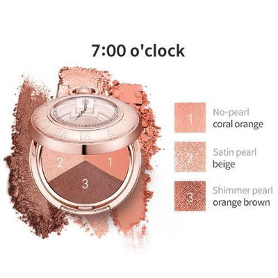 TONYMOLY Eyeshadow 7:00 o'clock TONYMOLY LABIOTTE MOMENTIQUE Time Shadow - KollectionK