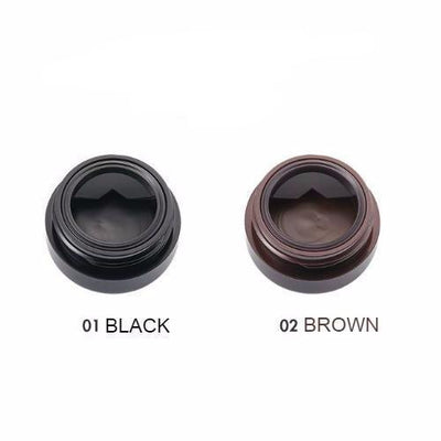 TONYMOLY Eyeliner No.01_BLACK TONYMOLY Mark Waterproof Gel Liner - KollectionK
