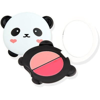 TONYMOLY Blush #2-PINK TONYMOLY Panda's Dream Dual Lip and Cheek - KollectionK