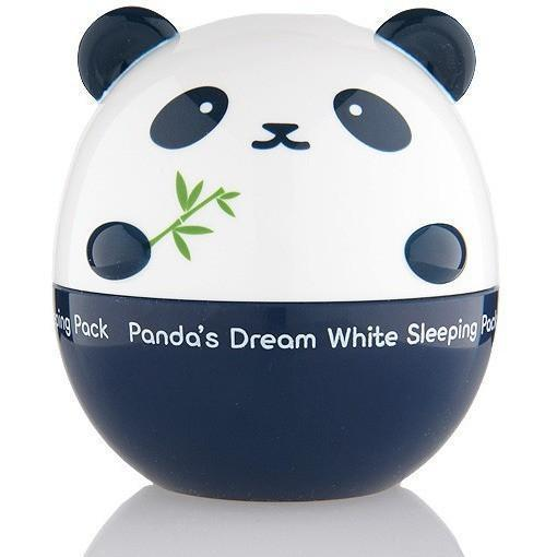TONYMOLY Face Mask Sleeping Mask TONYMOLY Panda's dream White Sleeping Mask pack - KollectionK