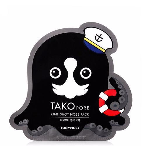 TONYMOLY Sheet Mask TONYMOLY Tako Pore One Shot Nose Pack - KollectionK