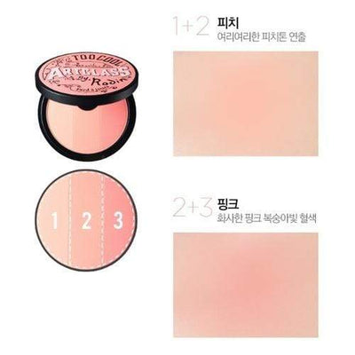 too cool for school Blush too cool for school Artclass By Rodin Blusher De Peche - KollectionK
