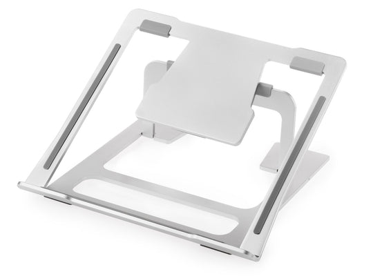 Adjustable Laptop Stand Portable - Silver