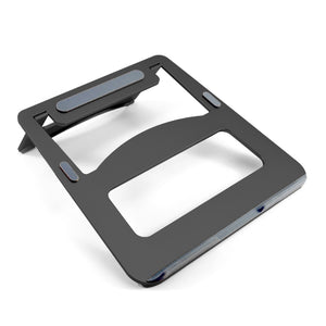 Portable Laptop Stand Riser - Black
