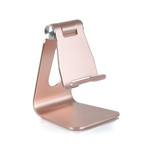 Rotatable Mobile Phone Holder - Rose Gold