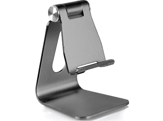 Rotatable Mobile Phone Holder - Space Grey