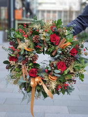 Festive Indulgence Wreath