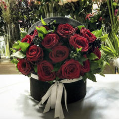 The Ultimate Red Rose Hand-Tied Bouquet