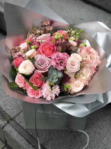 MD19.02 Shades of Pink Bouquet