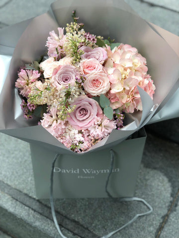 MD19.04 Pink Pestal Bouquet