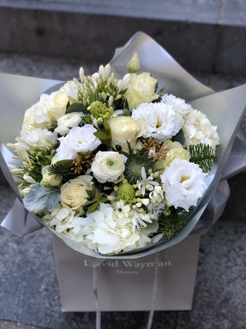 2512.1 Winter White Christmas Bouquet