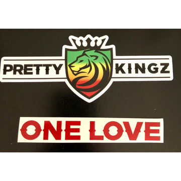 Pride Collection 2 Piece Decal Set