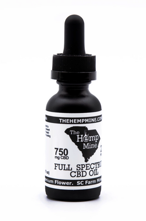 Hemp Mine Full Spectrum 750mg CBD